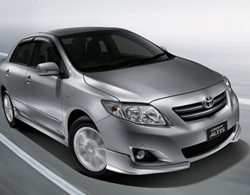 civic Hire Agra