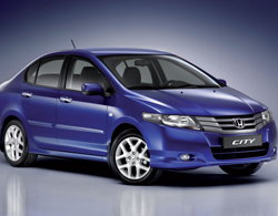 honda city Hire Agra