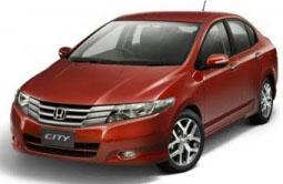 honda city hire bangalore
