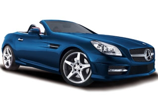 mercedes slk hire bangalore