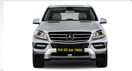 mercedes car hire bangalore