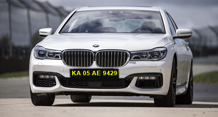 BMW Self Drive Car Hire in Bangalore