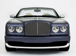 Bentley Arnage Car rental Bangalore