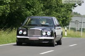 Bentley Arnage Rental Bangalore