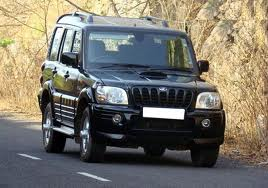 Mahindra Scorpio Car rental Bangalore