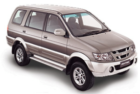 Chevrolet Tavera Car rental Bangalore